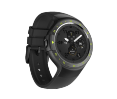 Relógio - Smart Watch -  Ticwatch S - Android, GPS, Monitor Cardíaco