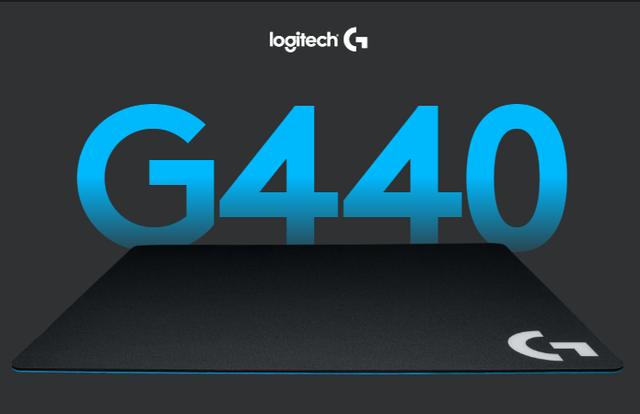 Mousepad Logitech G440 280 x 340 mm