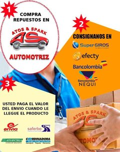 Distribuidor Toyota 4runner - AS. Automotriz