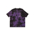 TIE DYE PURPLE [DOUBLE FACE] TEE na internet