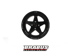 "RODA RACING FORCE 7"" e 3,5"" - Brabus Racing Parts"