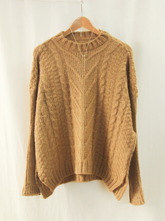 Sweater Carmel en internet