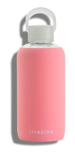 Botella Liveslow Baby Pink 450ml