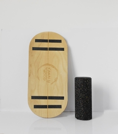 Balance Board Kanalu Wood Fitness