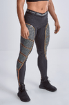 Legging ultimate 2.0 orange - Labellamafia