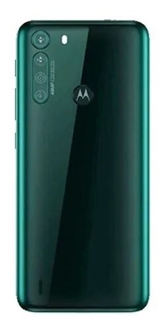 Motorola One Fusion 128 Gb Emerald Green 4 Gb Ram - comprar online