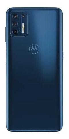 Moto G9 Plus 128 Gb Azul Dive 4 Gb Ram - comprar online