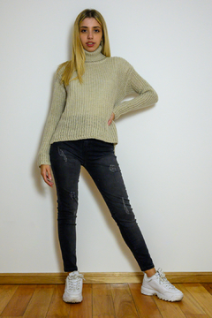 Sweater Poleron Montana Crudo