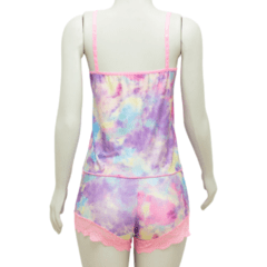 SHORT DOLL TIE DYE na internet