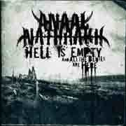 Anaal Nathrakh (UK) -  Hell Is Empty And All the Devils Are Here
