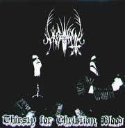 Hargonath (BRA) - Thirsty For Christian Blood