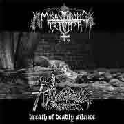Misanthropic Triumph /Ravendark`s M. Canticle Breath Of Deadly Silence
