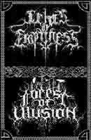 Echoes Of Emptiness/Forest Of Illusion (USA) - Split DT