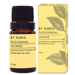 Óleo Essencial de Ho Wood By Samia 5 ml