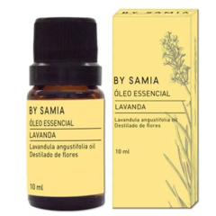 Óleo Essencial de Lavanda By Samia 10 ml