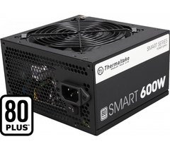 Fuente Thermaltake Smart Series 600w 80plus - comprar online