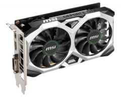 Placa de Video MSI GTX 1650 4gb Ventus xs OC - comprar online