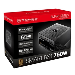 Fuente ThermalTake Smart BX1 750W 80plus Bronze