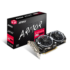 Placa de Video MSI Armor RX570 8GB - comprar online