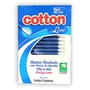 Hastes Flexíveis Cotonete Com 75UN Cotton