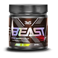 BEAST PRÉ WORKOUT 3VS 200G na internet