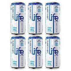 PACK LIFE BOOSTER ULTRA ZERO 269ML