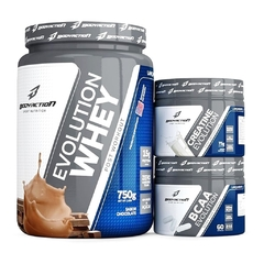 COMBO WHEY EVOLUTION BODYACTION