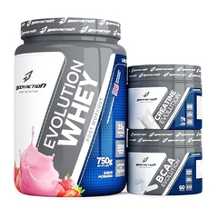 COMBO WHEY EVOLUTION BODYACTION - comprar online