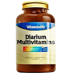 DIARIUM MULTIVITAMINS 120 CAPS