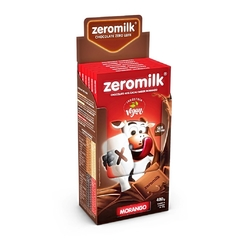 DISPLAY COM 6 BARRAS ZEROMILK 40% 80G na internet