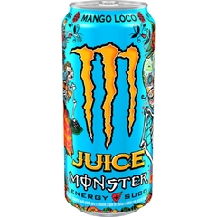 MONSTER ENERGY JUICE MANGO LOCO 473ML