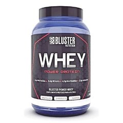 BLUSTER WHEY POWER PROTEIN 900G na internet