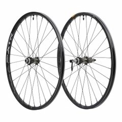 PAR DE RUEDAS R27.5 MTB MODELO XTR WH-M9000 - EJE 15mm - CENTER LOCK - TUBELESS