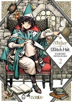 ATELIER OF WITCH HAT  02 - comprar online