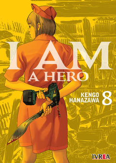 I AM A HERO 08 - comprar online