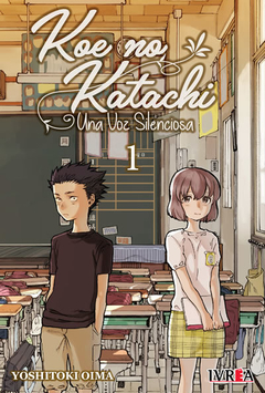 KOE NO KATACHI - 01