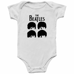 Body Bebê The Beatles Faces