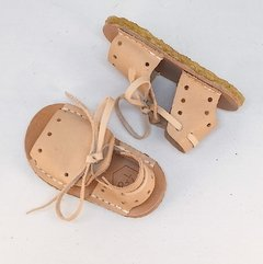 Baby Rome Sandals Natural - buy online