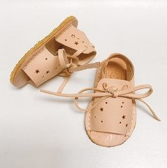 Baby Galaxia Sandals Natural