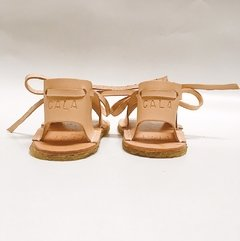 Baby Galaxia Sandals Natural on internet
