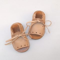 Baby Rome Sandals Natural