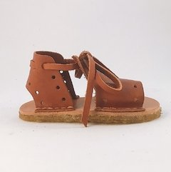 Baby Rome Sandals Caramel on internet