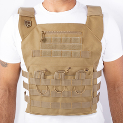 PLATE CARRIER BR FORCE COURACA na internet