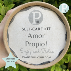 Amor Propio! Self-care Kit