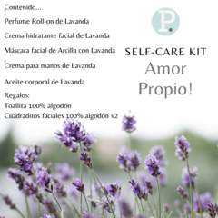 Amor Propio! Self-care Kit - PlantfullyYOU