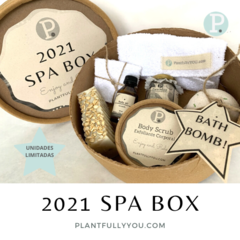 2021 SPA BOX - PlantfullyYOU