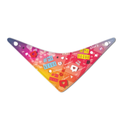 Bandana Digital Influencer - Petquadros