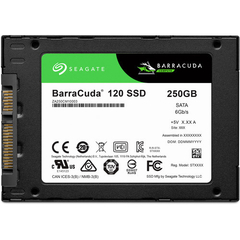 "Imagen de Seagate BarraCuda 120 250GB SATA III 2.5"" Internal SSD - STOCK DISPONIBLE"