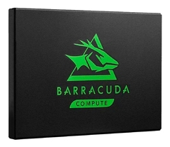 "Seagate BarraCuda 120 250GB SATA III 2.5"" Internal SSD - STOCK DISPONIBLE en internet"