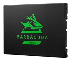 "Seagate BarraCuda 120 250GB SATA III 2.5"" Internal SSD - STOCK DISPONIBLE - tienda online"